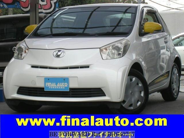 Used 2009 TOYOTA IQ BH640757 for Sale