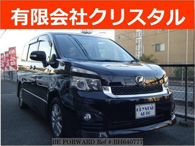 Used 2010 TOYOTA VOXY BH640777 for Sale