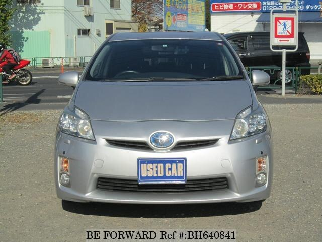 Used 2010 TOYOTA PRIUS BH640841 for Sale