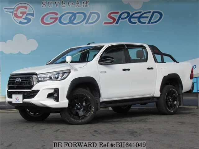 Used 2019 TOYOTA HILUX BH641049 for Sale