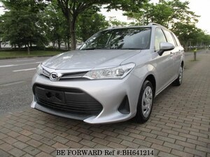 Used 2018 TOYOTA COROLLA FIELDER BH641214 for Sale