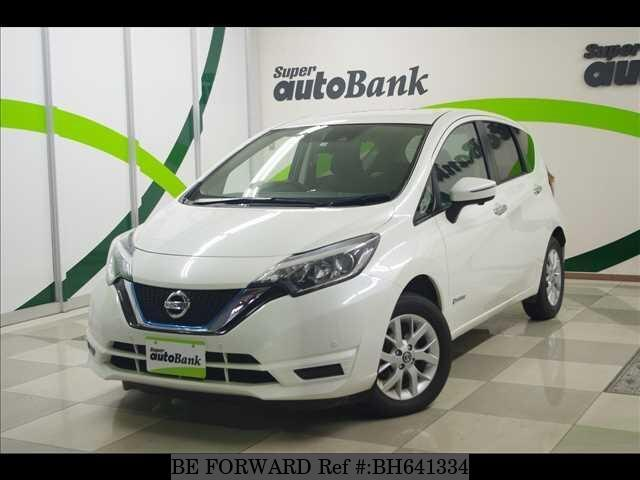 Used 2018 NISSAN NOTE BH641334 for Sale