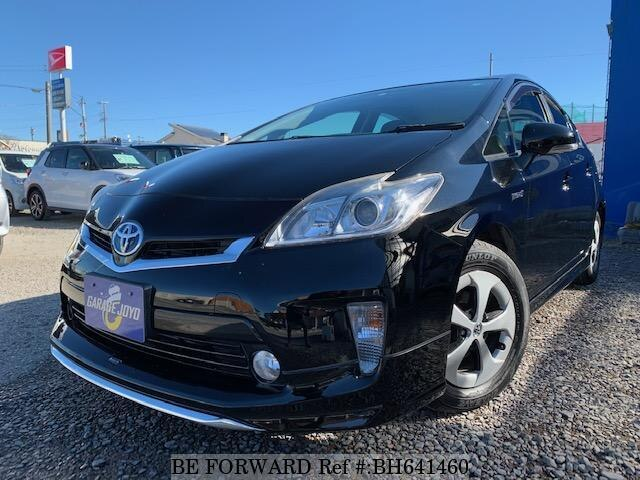 Used 2012 TOYOTA PRIUS BH641460 for Sale