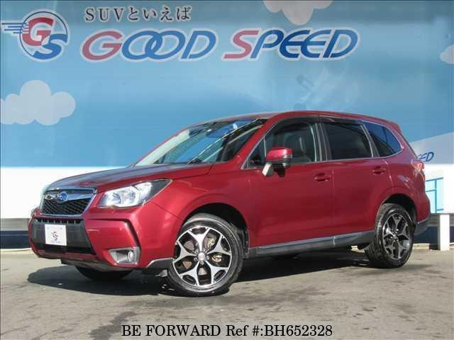 Used 2013 SUBARU FORESTER BH652328 for Sale