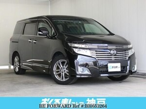 Used 2011 NISSAN ELGRAND BH653264 for Sale