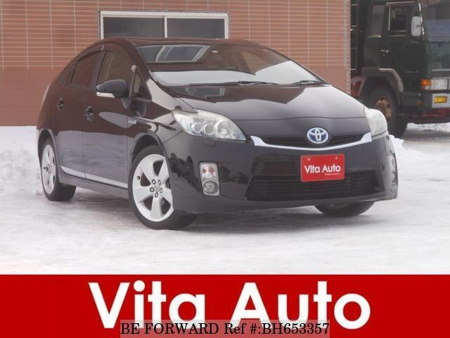 Used 2010 TOYOTA PRIUS BH653357 for Sale