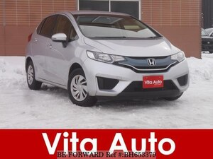 Used 2015 HONDA FIT BH653379 for Sale