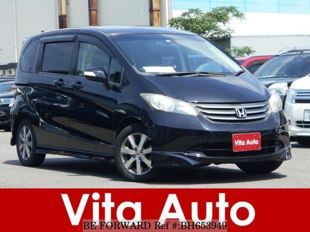 Used 2009 HONDA FREED BH653949 for Sale