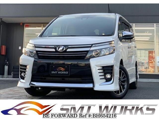 Used 2016 TOYOTA VOXY BH654216 for Sale