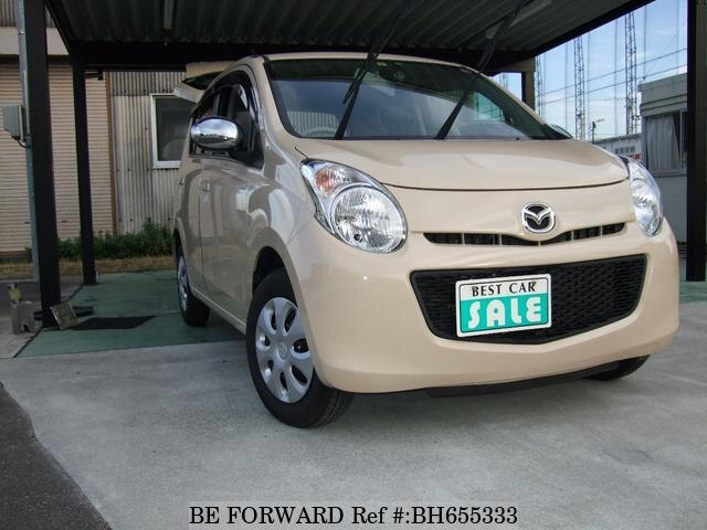 Used 2010 MAZDA CAROL BH655333 for Sale