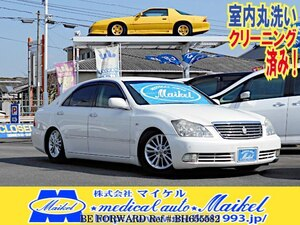 Used 2008 TOYOTA CROWN BH655582 for Sale