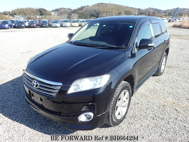Used 2007 TOYOTA VANGUARD BH664294 for Sale