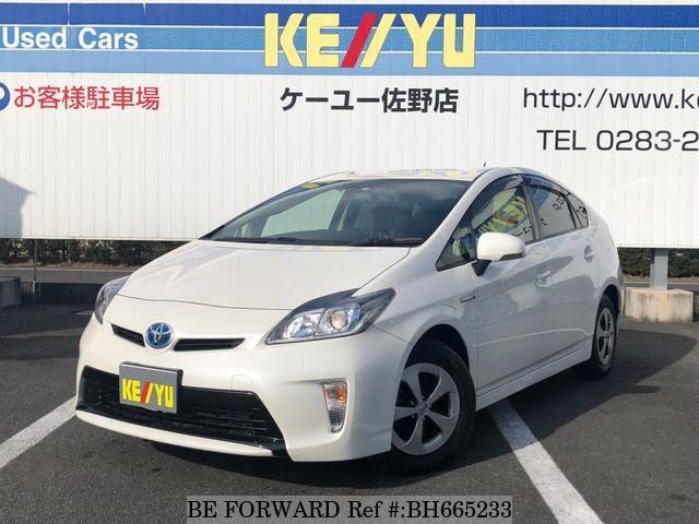 Used 2012 TOYOTA PRIUS BH665233 for Sale