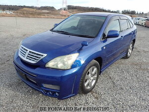 Used 2003 TOYOTA HARRIER BH667197 for Sale