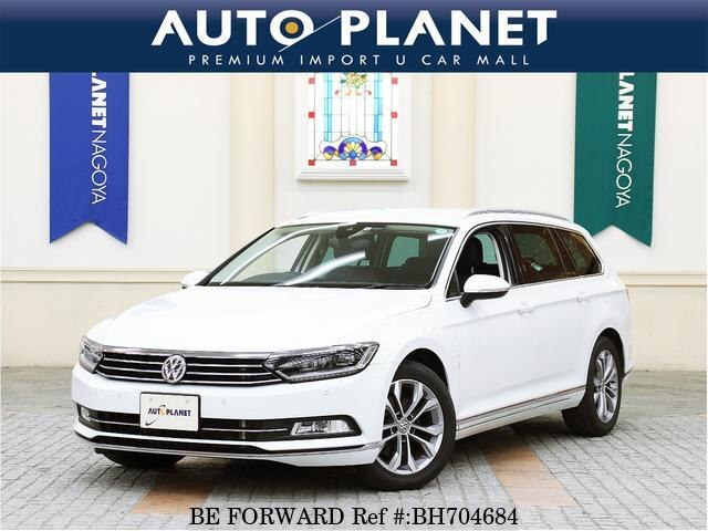 Used 2016 VOLKSWAGEN PASSAT VARIANT BH704684 for Sale