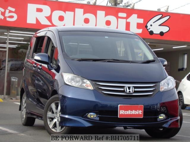 Used 2009 HONDA FREED BH705711 for Sale