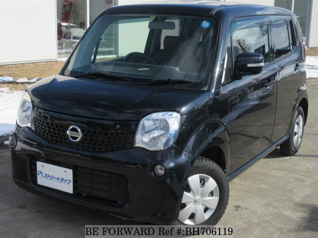 Used 2011 NISSAN MOCO BH706119 for Sale