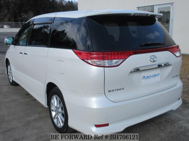 Used 2011 TOYOTA ESTIMA BH706121 for Sale