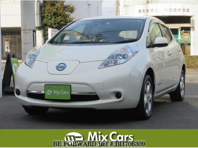 Used 2011 NISSAN LEAF BH706309 for Sale