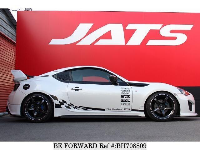 Used 2012 TOYOTA 86 BH708809 for Sale