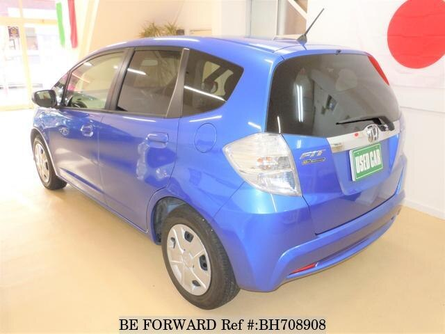 Used 2012 HONDA FIT HYBRID BH708908 for Sale