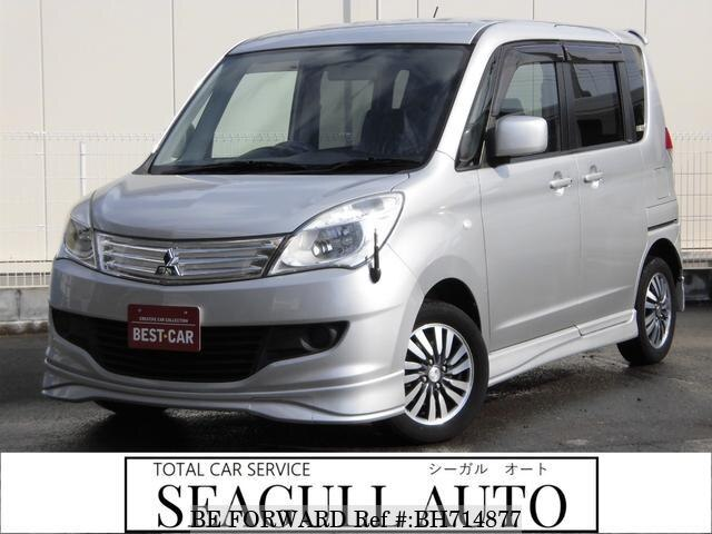 Used 2011 MITSUBISHI DELICA D2 BH714877 for Sale