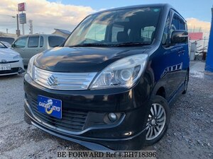 Used 2012 SUZUKI SOLIO BH718396 for Sale