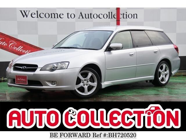 Used 2003 SUBARU LEGACY TOURING WAGON BH720520 for Sale
