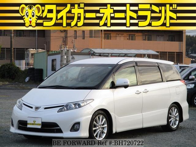 Used 2011 TOYOTA ESTIMA BH720722 for Sale