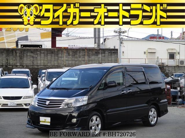 Used 2008 TOYOTA ALPHARD BH720726 for Sale