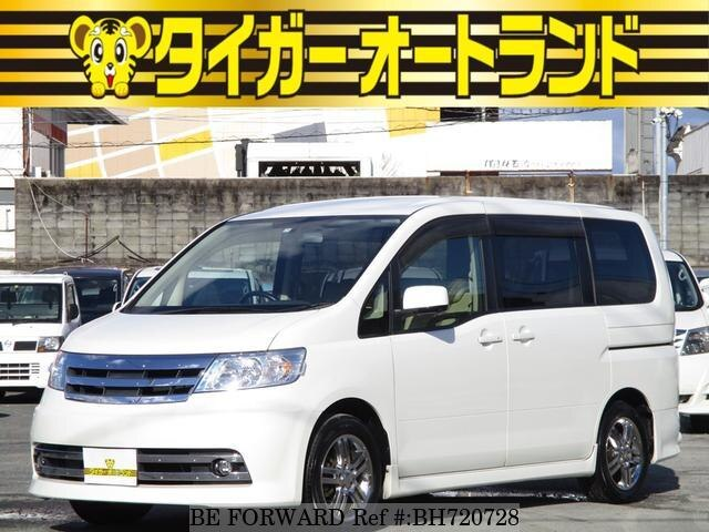 Used 2005 NISSAN SERENA BH720728 for Sale