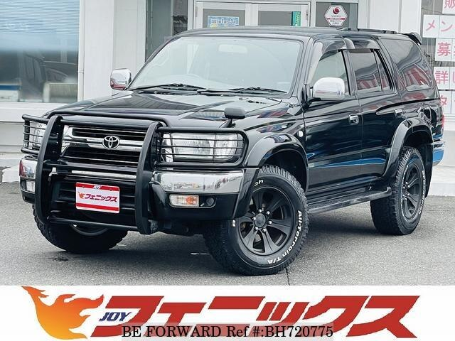 Used 2001 TOYOTA HILUX SURF BH720775 for Sale