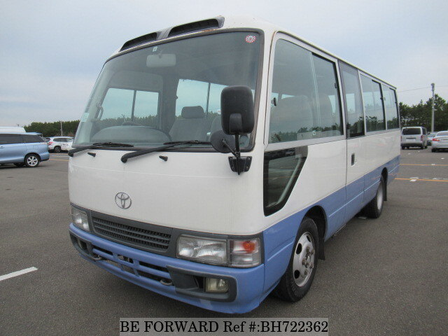 Used 2004 TOYOTA COASTER BH722362 for Sale