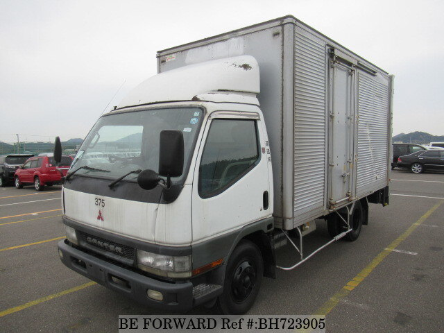 Used 1999 MITSUBISHI FUSO CANTER BH723905 for Sale