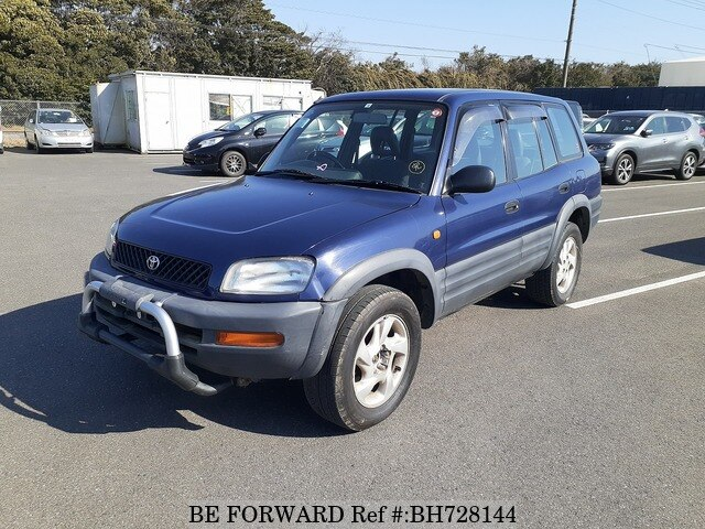 Used 1996 TOYOTA RAV4 BH728144 for Sale