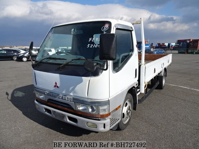 Used 1996 MITSUBISHI CANTER BH727492 for Sale