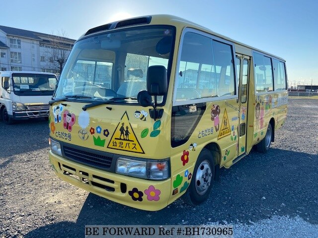 Used 2007 TOYOTA COASTER BH730965 for Sale