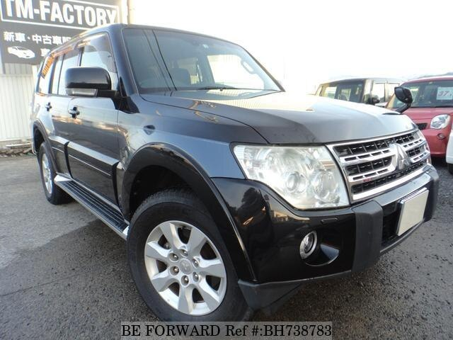 Used 2008 MITSUBISHI PAJERO BH738783 for Sale
