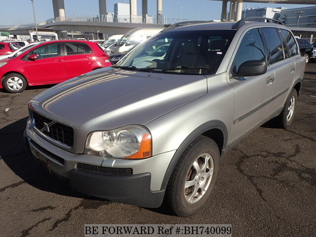 Used 2004 VOLVO XC90 BH740099 for Sale