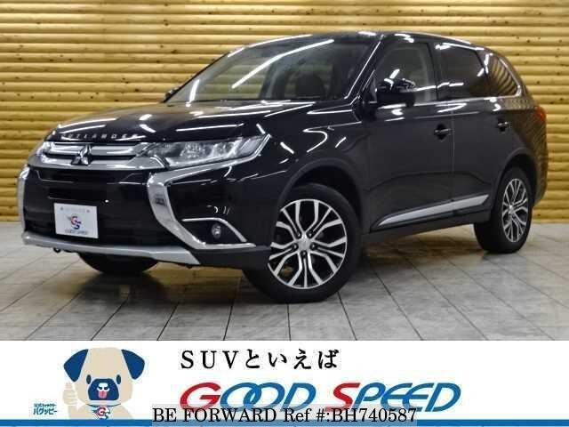 Used 2016 MITSUBISHI OUTLANDER BH740587 for Sale