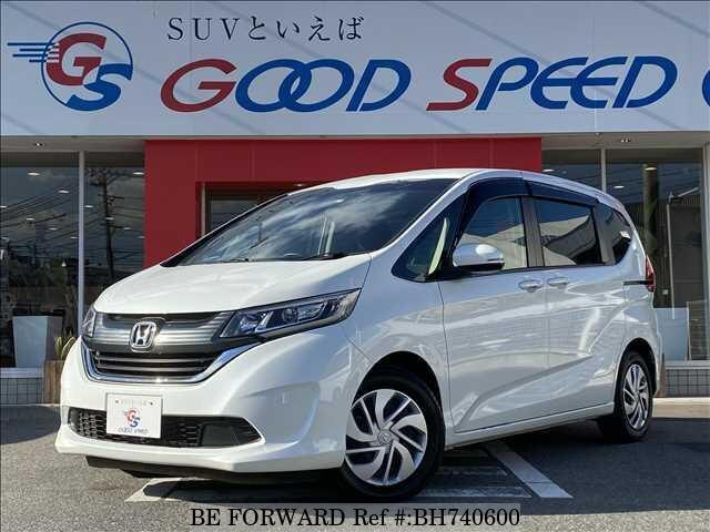 Used 2017 HONDA FREED BH740600 for Sale