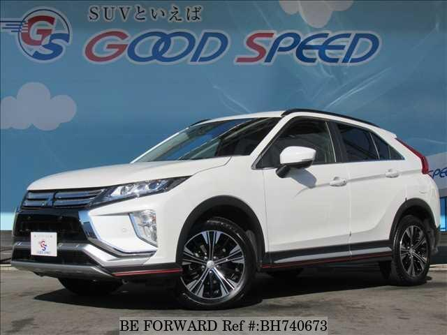 Used 2018 MITSUBISHI ECLIPSE CROSS BH740673 for Sale