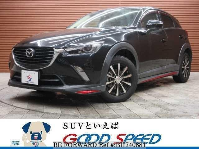 Used 2015 MAZDA CX-3 BH740681 for Sale