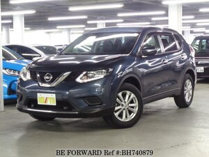 Used 2014 NISSAN X-TRAIL BH740879 for Sale