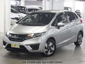 Used 2014 HONDA FIT HYBRID BH740883 for Sale