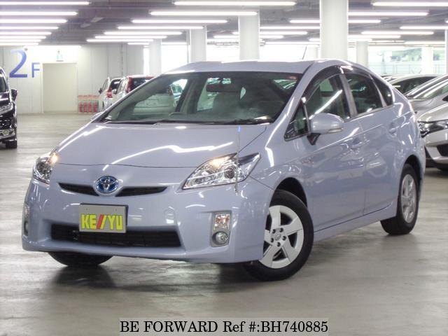 Used 2010 TOYOTA PRIUS BH740885 for Sale