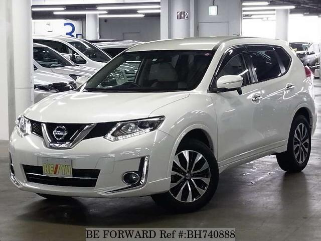 Used 2015 NISSAN X-TRAIL BH740888 for Sale
