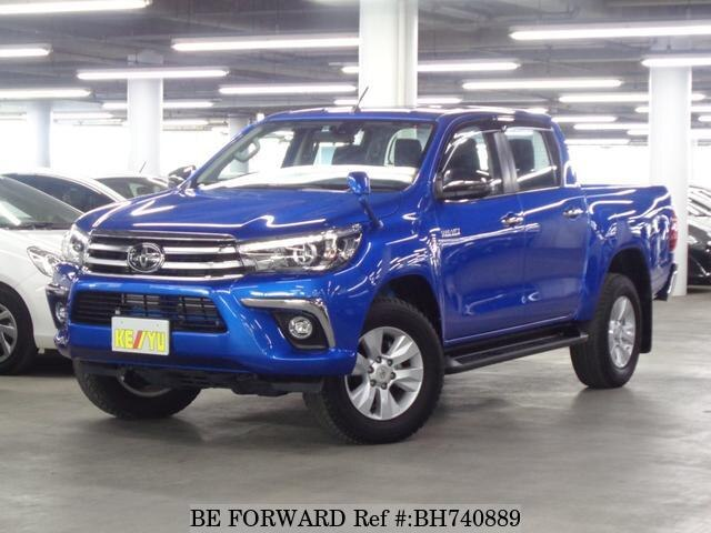 Used 2018 TOYOTA HILUX BH740889 for Sale