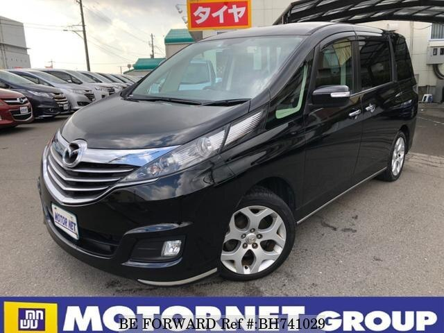 Used 2013 MAZDA BIANTE BH741029 for Sale