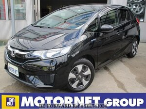 Used 2016 HONDA FIT HYBRID BH741034 for Sale